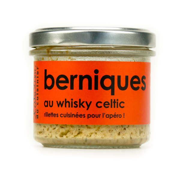 Bernique au whisky celtic – cuisiné, à tartiner