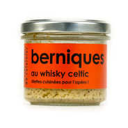 L'Atelier du Cuisinier - Berniques with Celtic whisky