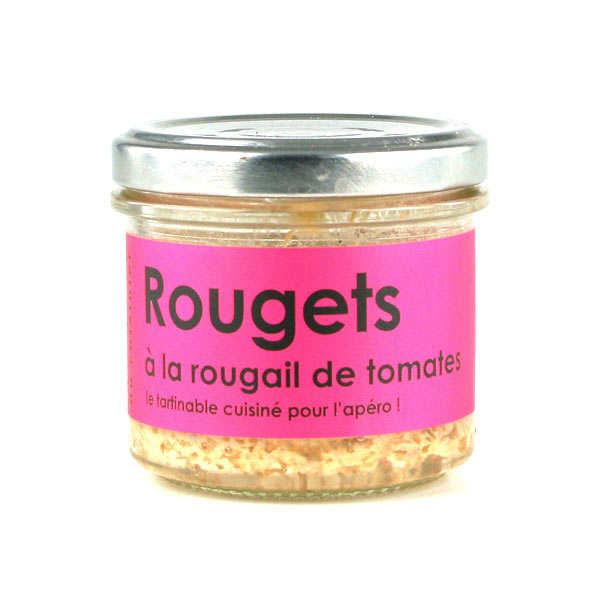 Rougets à la rougail de tomates – cuisiné, à tartiner
