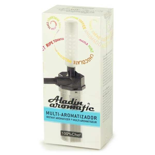 Aladin Aromatic - Multi use smoker
