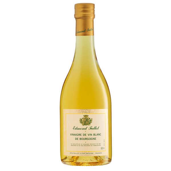 Vinaigre de vin blanc de bourgogne - la bouteille 25cl