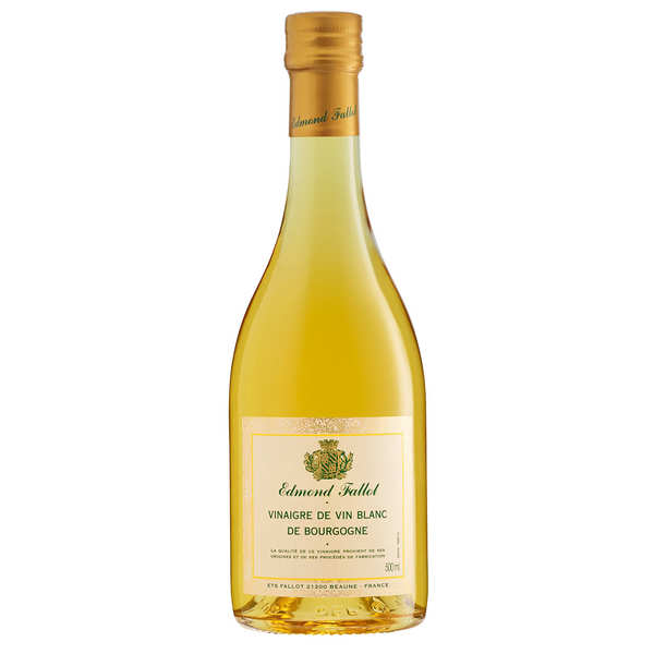 White wine vinegar from Burgundy