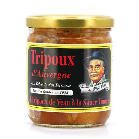 Le Père Jean - Tripoux d'Auvergne du Père Jean
