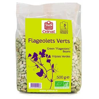 Celnat - Flageolets verts bio