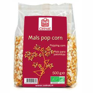 Celnat - Maïs pop corn bio