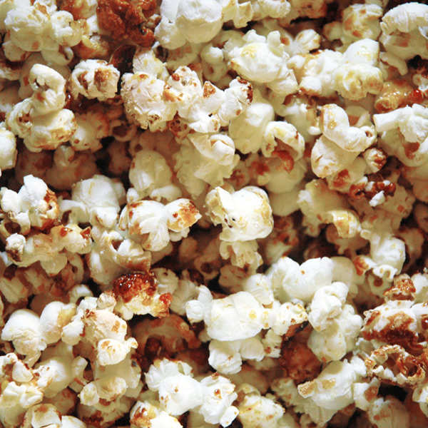 Maïs pop corn bio
