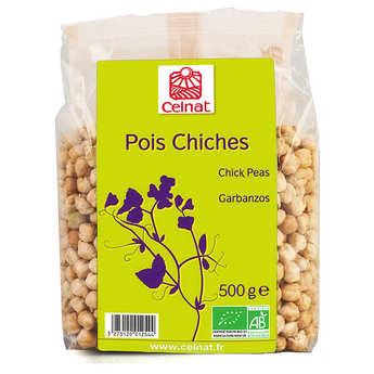 Celnat - Organic Chick peas