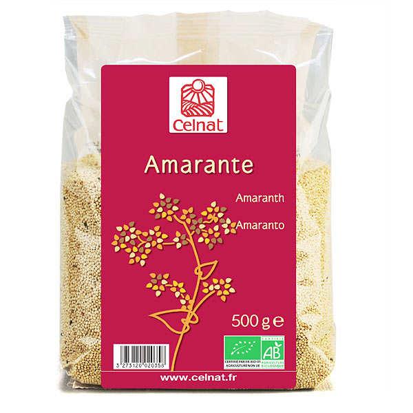 Organic amaranthus