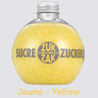 Zuk-Zak - Sphère de sucre coloré (différentes couleurs)
