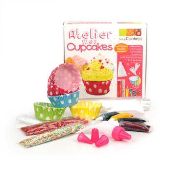 ScrapCooking ® - Cupcake creation kit