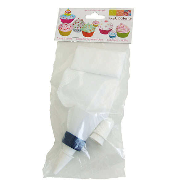 Cupcake decoration kit