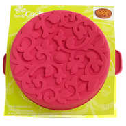 ScrapCooking ® - Ivyleaf cake mould