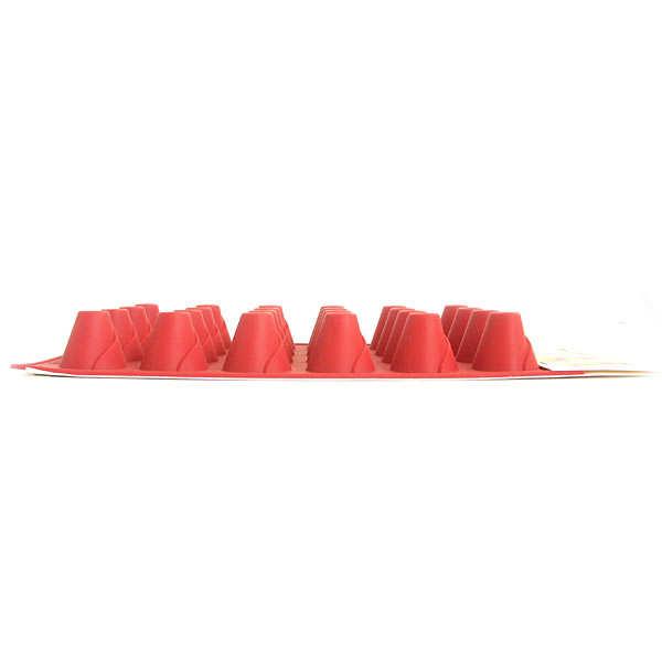 Cone canapé mould