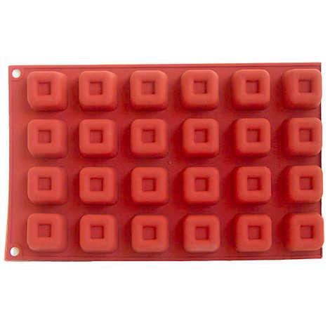 Silikomart - Cube canapé mould