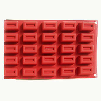 "Silikomart - Moule apérocooking ®  ""rectangle"""