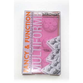 Silikomart - Moule silicone - 6 narcisses