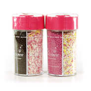 ScrapCooking ® - ScrapCooking ® four colour sugar shaker
