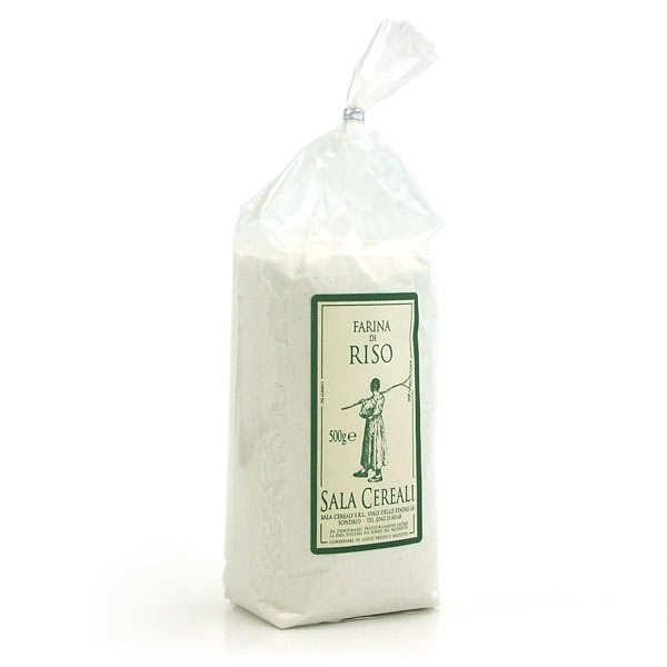 Farine de riz artisanale italienne