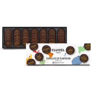 Michel Cluizel - Selection of 70 Premier Cru Chocolates by Michel Cluizel