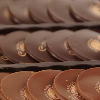 Michel Cluizel - Nuancier de chocolats premiers crus de plantation Michel Cluizel