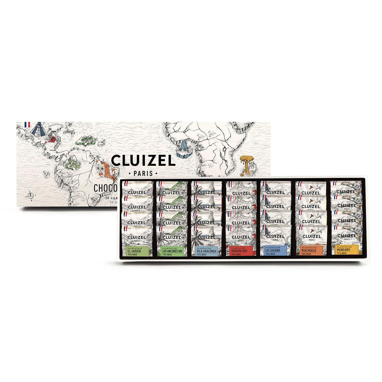 Premier Cru Chocolate Selection by Michel Cluizel