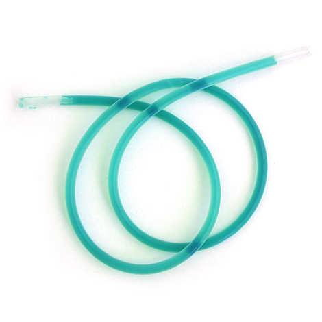 - Silicone tube 5.5mm x 1m