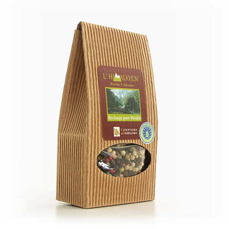 Comptoirs et Compagnies - 5 seasons Himalayan pepper - the refill