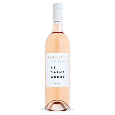 Le Saint André - rosé wine from the Var - 13,5%