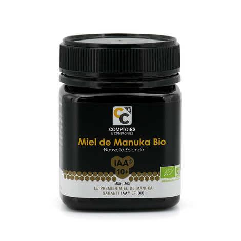 Comptoirs et Compagnies - Miel de manuka bio
