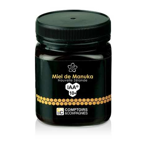 Comptoirs et Compagnies - Manuka honey IAA 10+
