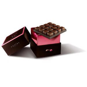 Costes Paris - Costes Paris - milk chocolate and raspberry ganache
