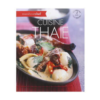 Editions Marabout - Cuisine Thaïe (french book)