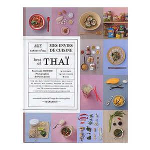 Editions Marabout - Best of thaï - Recettes de [Mmmmh!]