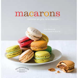 """Editions Marabout - """"Macarons"""" by José Maréchal"""