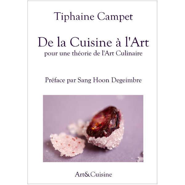 De la cuisine à l'art - le livre