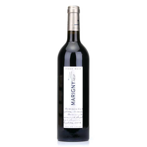 Ampelidae - Marigny Neuf Pinot Noir - Vin rouge bio