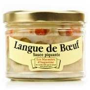 La Chaiseronne - Langue de boeuf - sauce piquante