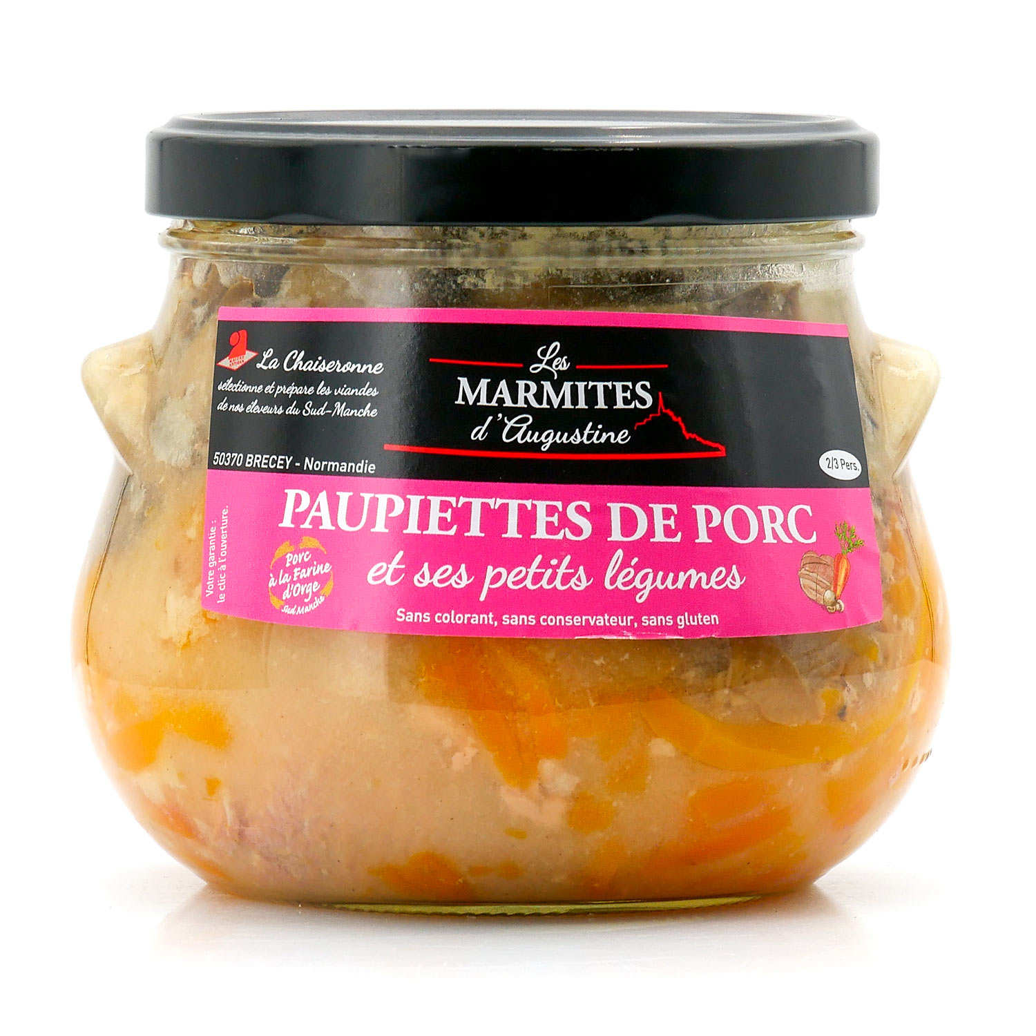Veal Paupiettes from Normandy