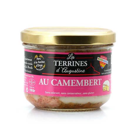 La Chaiseronne - Normandy camembert terrine