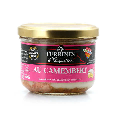 La Chaiseronne - Terrine au camembert normand