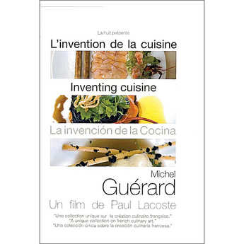 "La Huit Production - ""L'invention de la cuisine"" by Michel Guérard"