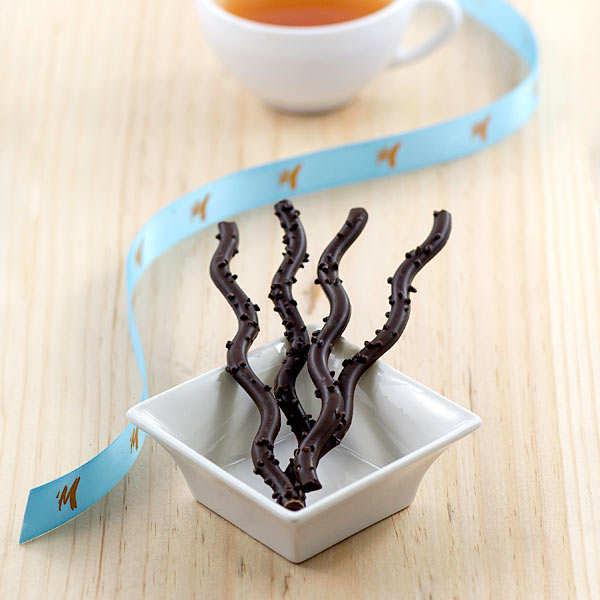 Sarments du Médoc chocolat noir orange - l'étui