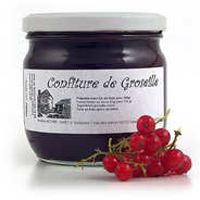 Gaec d'Ispagnac - Martine Boyer - Red-currant jam