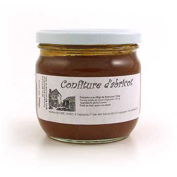 Gaec d'Ispagnac - Martine Boyer - Confiture d'abricot -  Ispagnac (Lozère)
