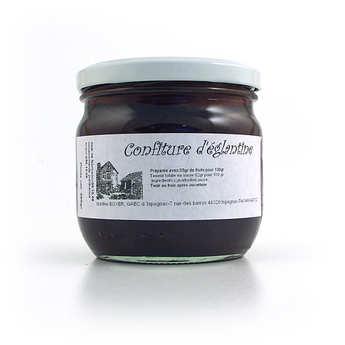 Gaec d'Ispagnac - Martine Boyer - Rosehip Jam in jar