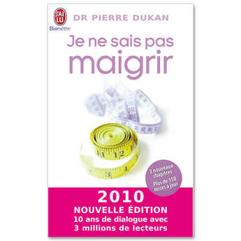 "J'ai Lu - ""Je ne sais pas maigrir"" by Pierre Dukan"