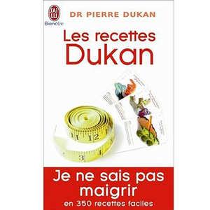 "J'ai Lu - ""Les recettes Dukan"" by Pierre Dukan"