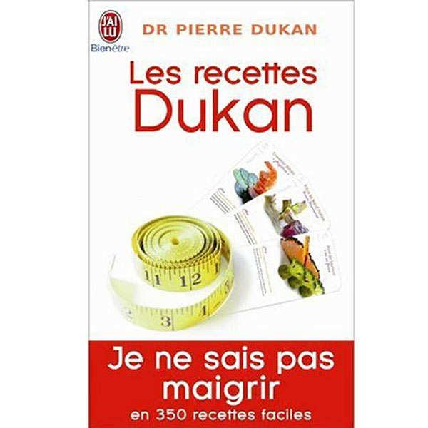 Les 100 aliments Dukan à volonté de Pierre Dukan - le livre