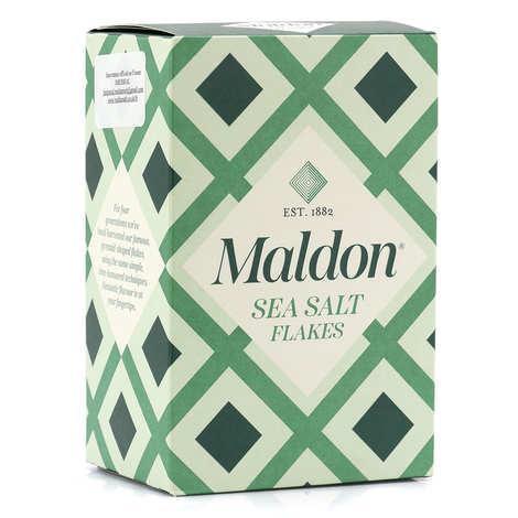 Maldon Crystal Salt - Sel de Maldon (cristaux)