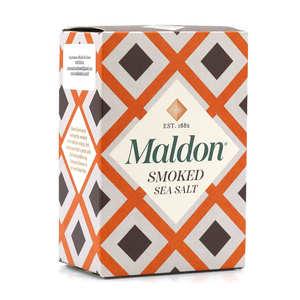 Maldon Crystal Salt - Sel de Maldon fumé (cristaux)